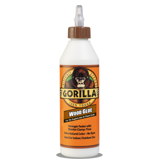 Gorilla Wood Glue 532ml.