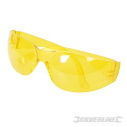 Yellow Safety Over Specs.