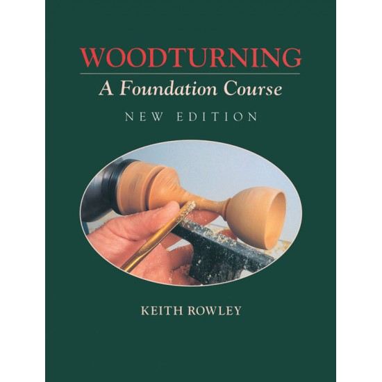 Book Woodturning A Foundation Course and Tutorial DVD