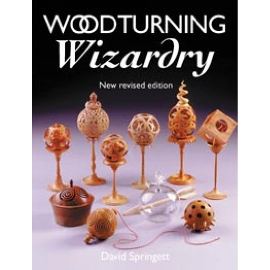 Book Woodturning Wizardry