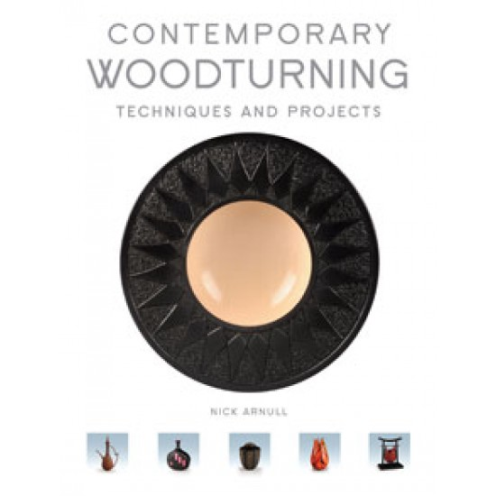 Book Contemporary Woodturning
