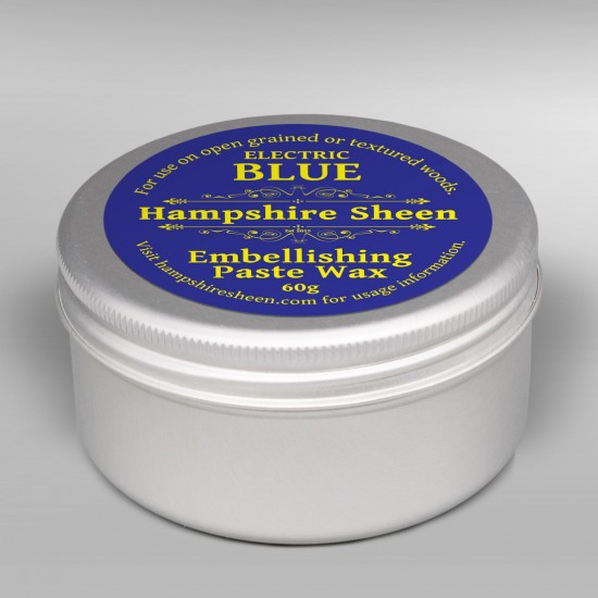 Hampshire Sheen Blue Embellishing Wax