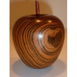 Bocote Square Bowl