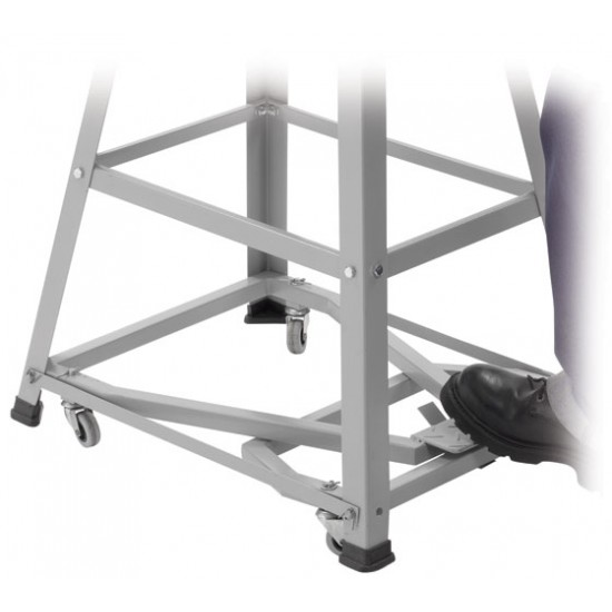 Record BS250 Stand & Wheel Kit