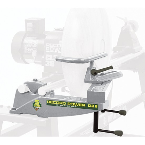 Record  Bowl Attachment (Grey)