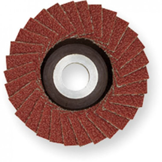 Proxxon 100 Grit Fan Sanding Disc for Long Neck Grinder
