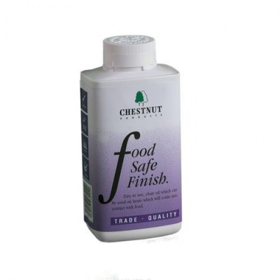 Chestnut Food Safe Finish 500ml