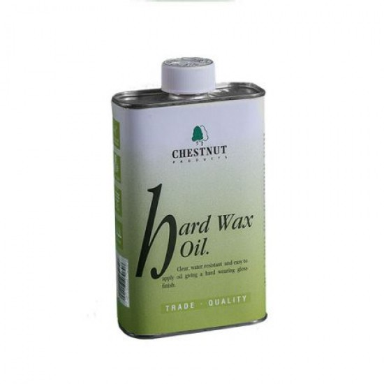 Chestnut Hard Wax Oil 500ml.