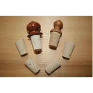 Wine Bottle Stopper Corks 5 pack