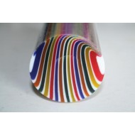 Poly Red/Blue Stripe 50mm