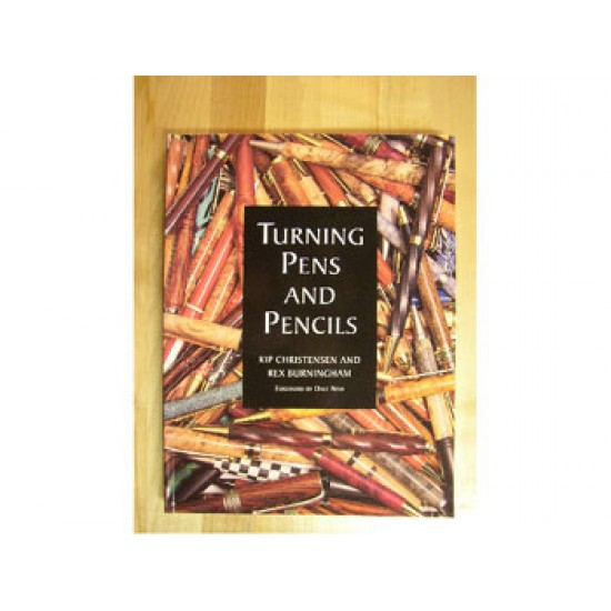 """Book """"Turning Pens and Pencils"""""""