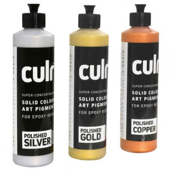 CULR Epoxy Pigment  Metallic Colour