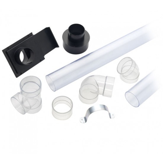 2.5'' Dust collection Kit