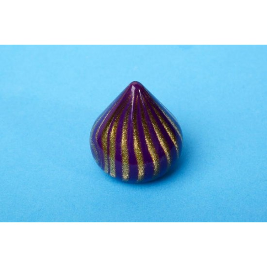 Poly Purple Gold 50mm