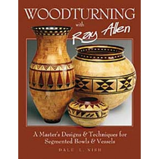 Book Woodturning With Ray Allen
