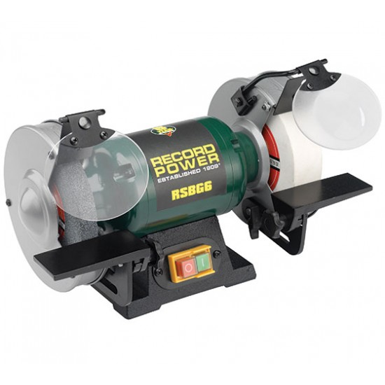 Record Power RSBG6 Bench Grinder