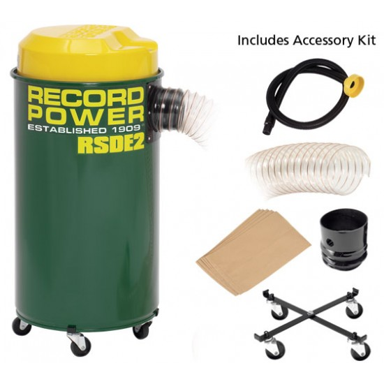 Record RSDE2 Dust Extractor