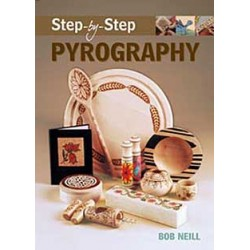 Book Step By Step Pyrography