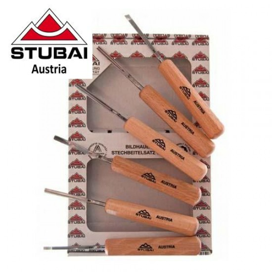 Stubai Micro Carving set