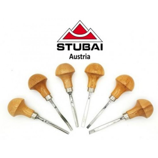 Stubai Palm Carving Set (6)