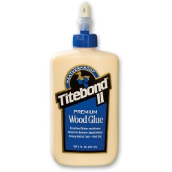 Titebond II Premium Wood Glue 8oz