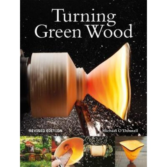 Book Turning Green Wood
